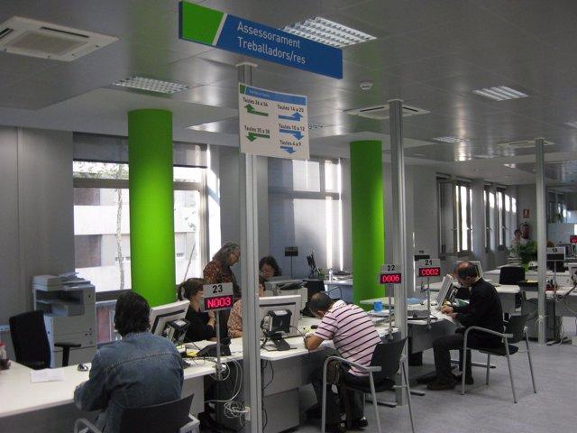 Oficina De Trabajo De La Generalitat (OTG)