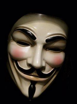 Máscara De V , Recurso Anonymous