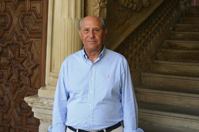 Experto En Aceite De Oliva Y Consultor Internacional Mariano Uceda