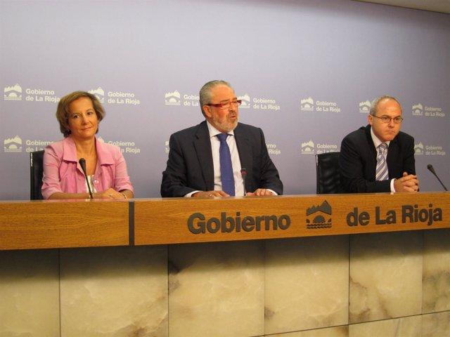 Nieto, Martínez Soba Y De Los Mártires, Hacen Balance Trasplantes Renales
