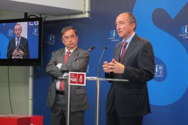 Fernando Lamata Y Fernando Mora PSOE C-LM