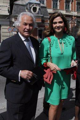Palomo Linares Y Marina Danko
