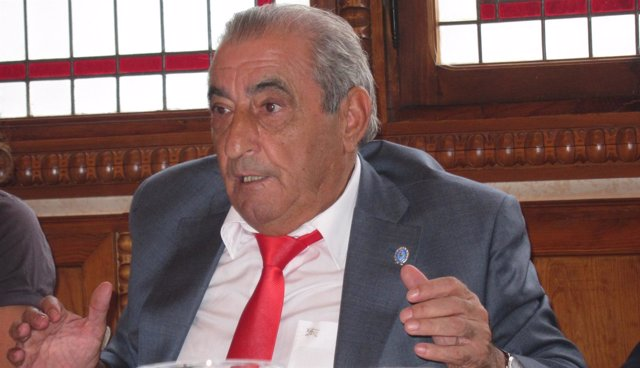 El Presidente De Globalia, Juan José Hidalgo