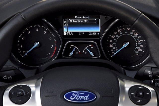 Nueva Tecnología 'Mykey' De Ford