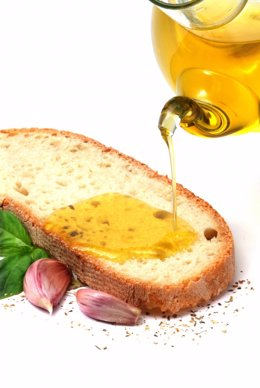 Aceite de oliva, dieta mediterránea