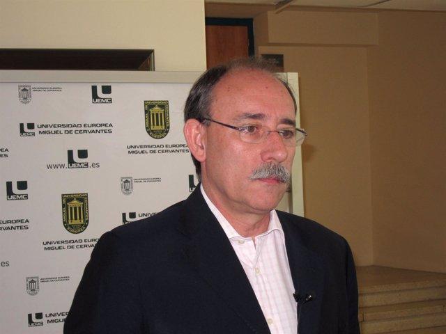 El Secretario De Estado De Educación, Mario Bedera