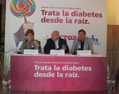 'Victoza' (Novo Nordisk) estimula la secreción de insulina y ayuda a perder peso a pacientes con diabetes