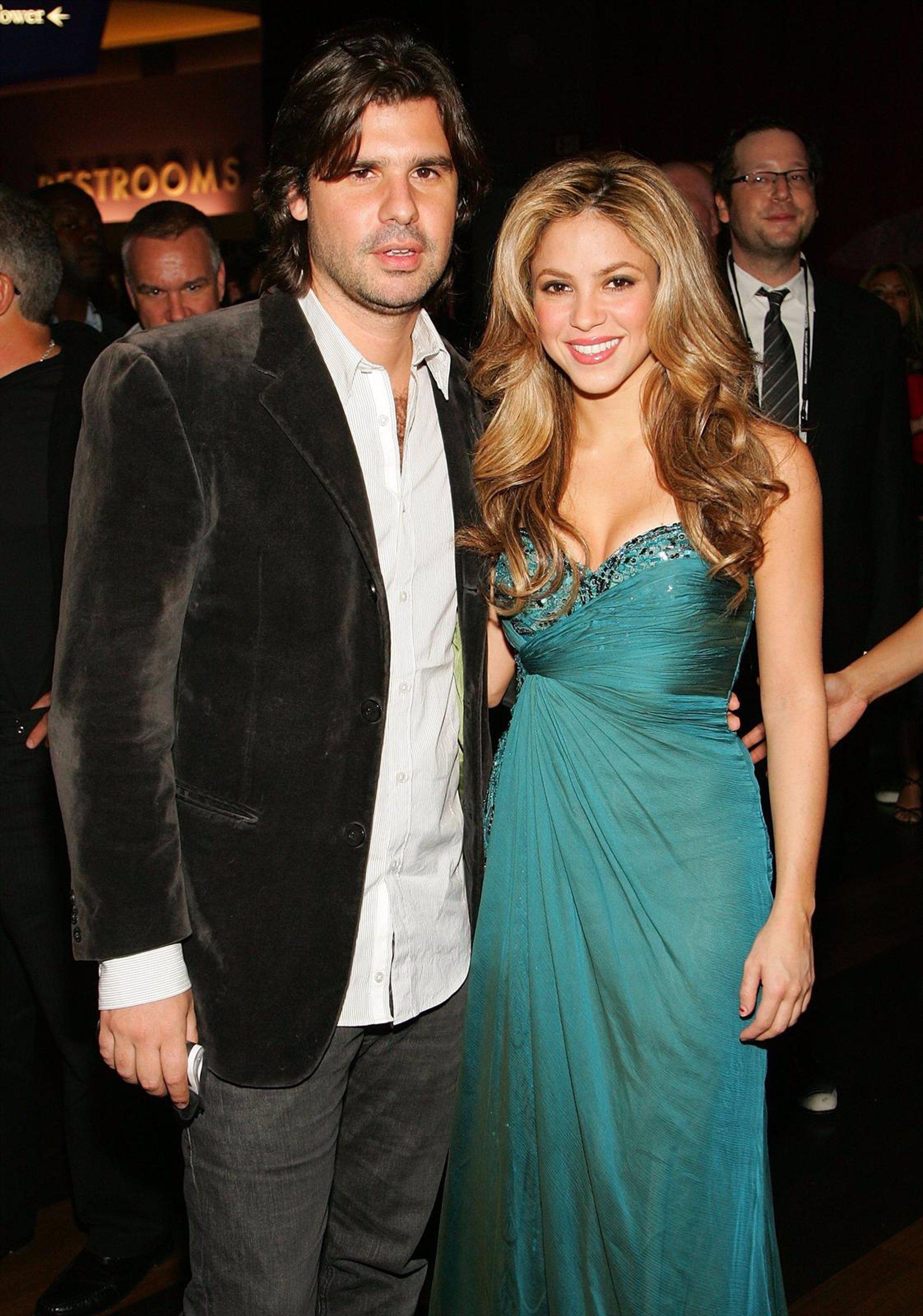 Shakira y Antonio de la Rúa ¿Amigos o enemigos?
