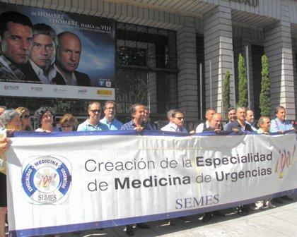 SEMES y Sanidad acercan posturas para que Urgencias sea finalmente una Especialidad