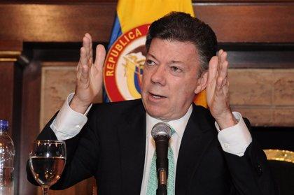 Santos anuncia cambios en la cúpula militar del país
