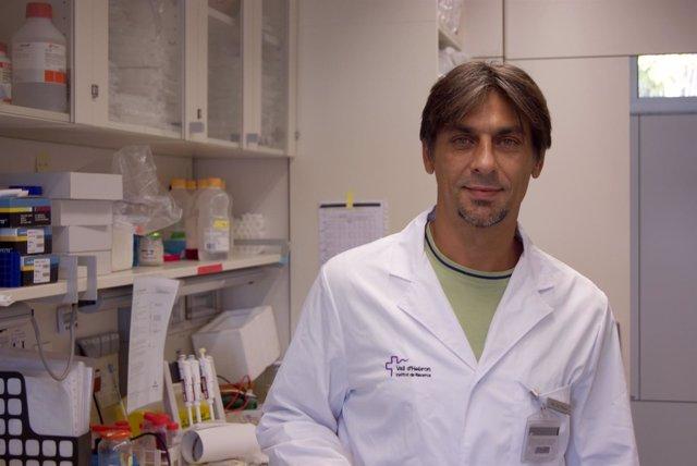 El Investigador Del VHIR Juan Ángel Recio