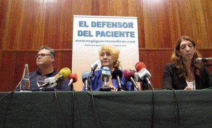 """El Defensor del Paciente dice que a las víctimas de negligencias médicas """"no se las tiene en cuenta porque no dan votos"""""""