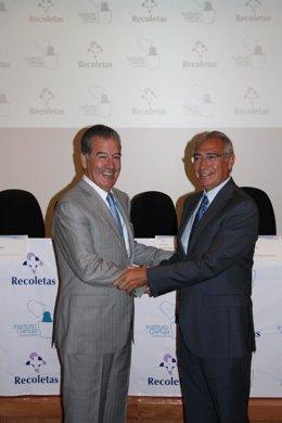 Amando Rodríguez Y Rafael Pérez.