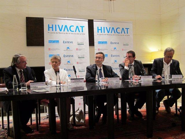 Actualización Del Proyecto Hivacat Para Lograr Una Vacuna Contra El Sida