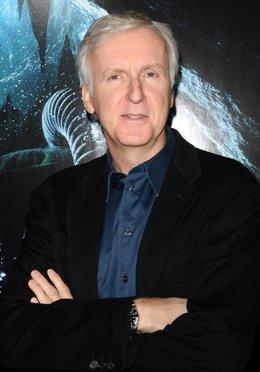 El Director De Avatar Y Titanic James Cameron