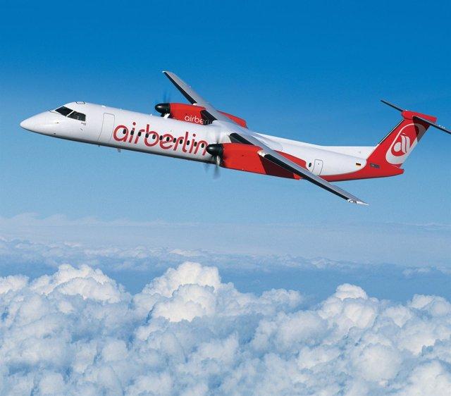 Bombardier De La Compañía Air Berlín