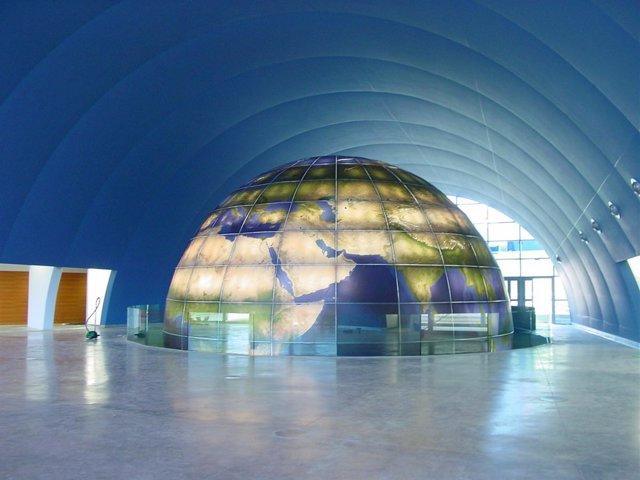 Adjudicado El Equipamiento Audiovisual Del Planetario Del Centro Astronómico