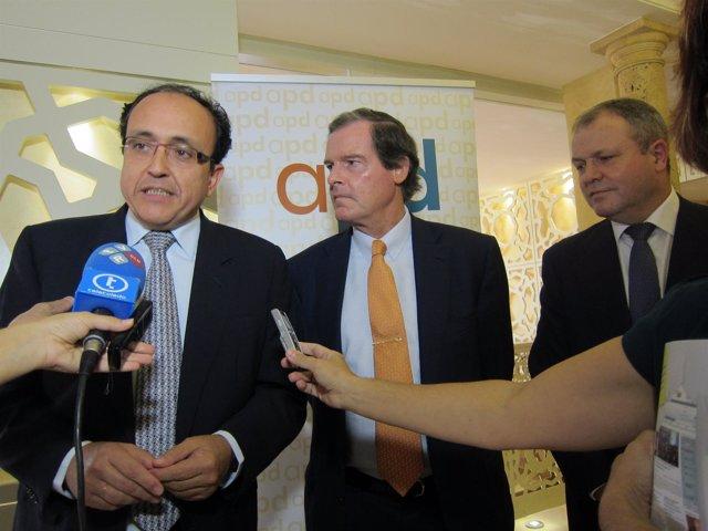 Presidente De APD Castilla-La Mancha, José Manuel Díaz Salazar