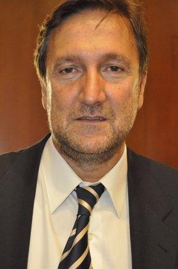 El Portavoz Sanitario Del PSOE-Aragón, Eduardo Alonso.