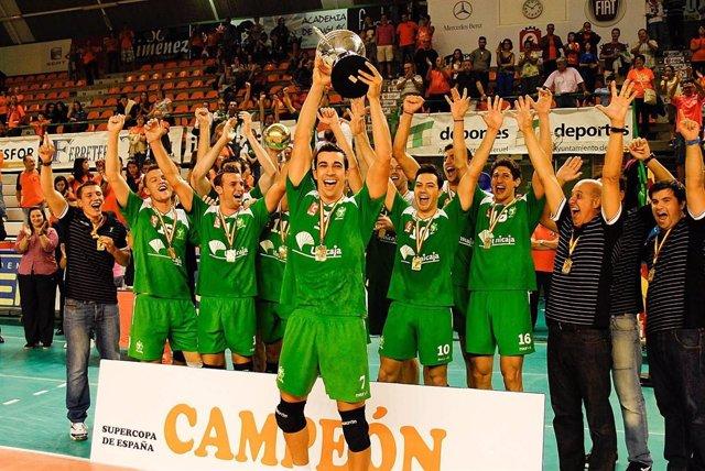 Unicaja Almería, Campeón De La Supercopa