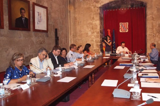 Reunión Bauzá Con Conselleria Salud