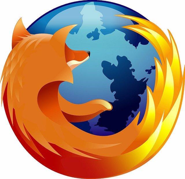 Logo Firefox, Por Keng Susumpow Flickr Cc