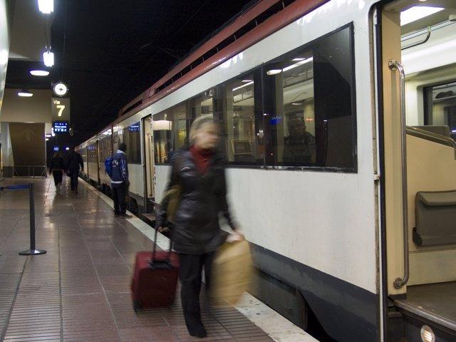 Tren Rodalies Renfe