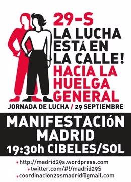 Logo De La Manifestación Del 29-S
