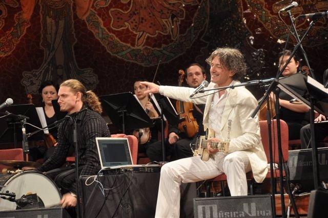 Goran Bregovic Y Su Banda De Bodas Y Funerales Abre La Temporada Del Palacio