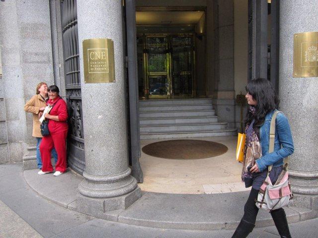 Sede De La CNE