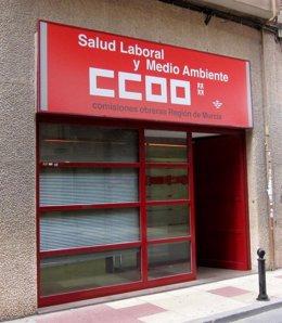 Sede De CCOO De Salud Laboral Y Medio Ambiente