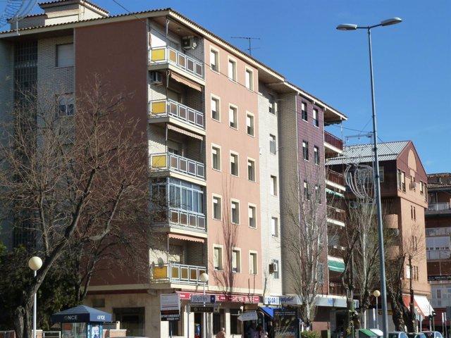 Viviendas de pisos