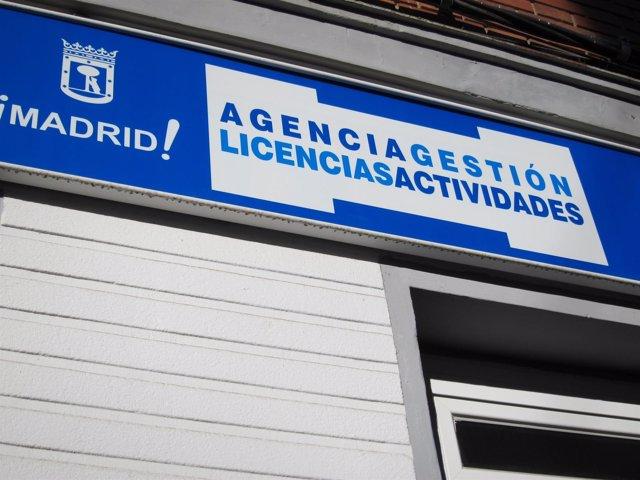 Agencia de licencias