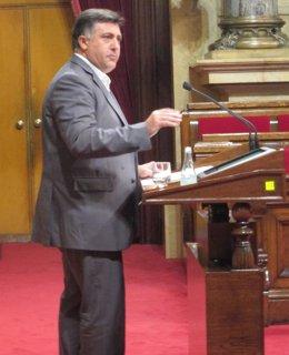 Joan Puigcercós En El Parlament