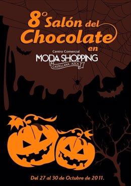 Cartel Del 8º Salón Del Chocolate