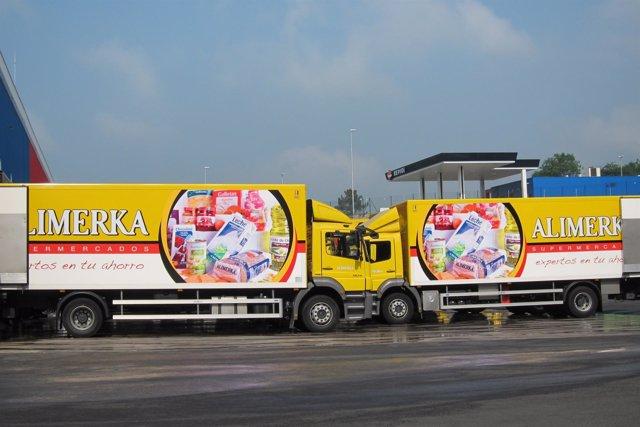 Camiones De Alimerka