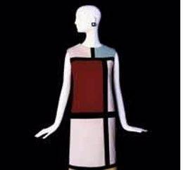 Diseños De Yves Saint Laurent Se Exponen En La Fundación Mapfre