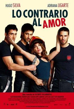 Cartel De La Película 'Lo Contrario Al Amor'