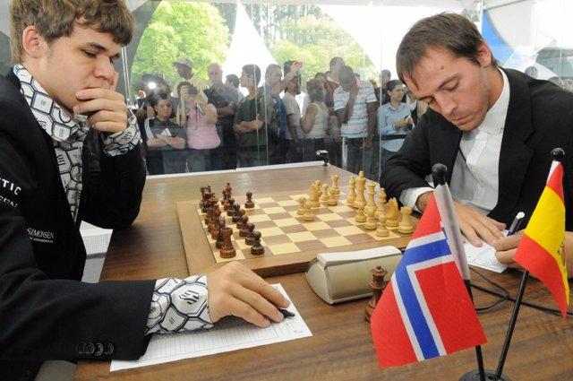 El Español Vallejo Da La Sorpresa Ante El Número Uno Carlsen