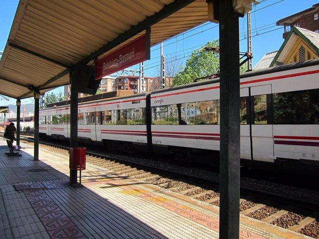 Tren De Cercanía De Renfe