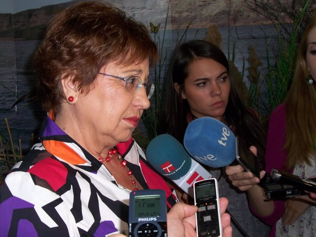 Subsecretaria Del Ministerio De Medio Ambiente, María Felicidad Montero
