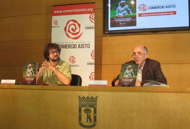 Presentación Del Informe 'El Comercio Justo En España 2010'