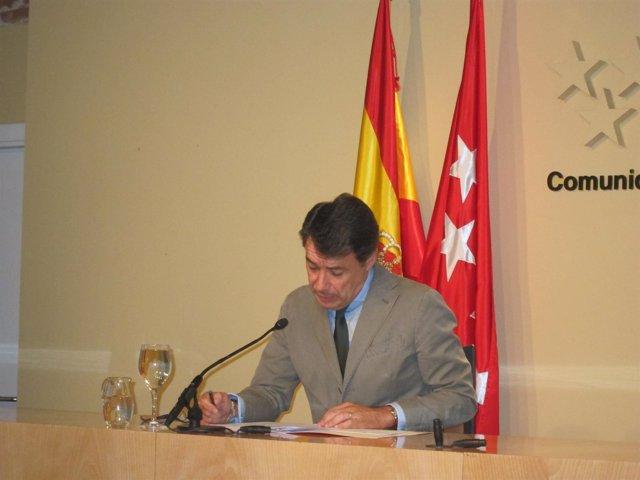 González Consejo