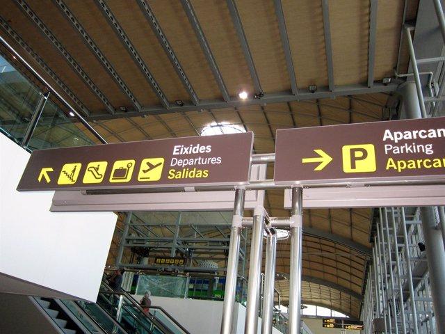 Terminal De Salidas