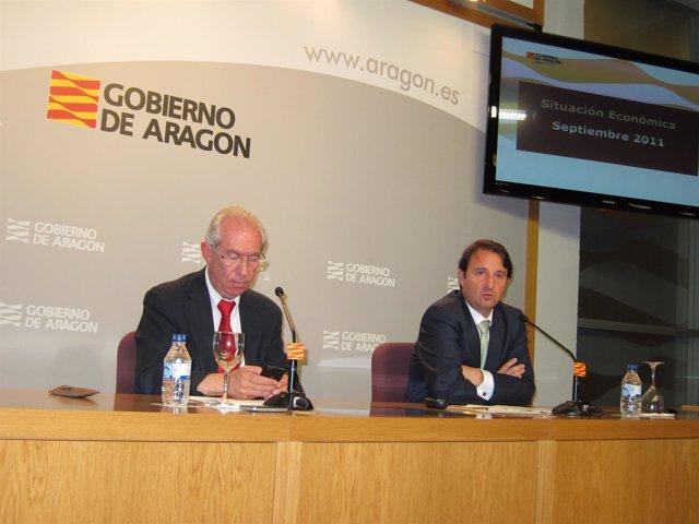 Francisco Bono Y José María García Han Presentado Las Previsiones Económicas