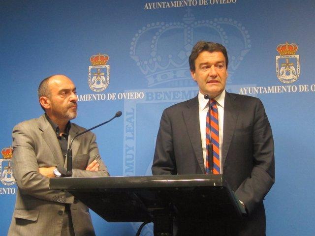 Iván Dasto Y Alberto Mortera