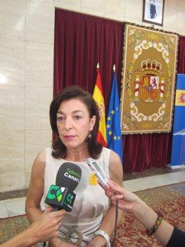 Consejera Canaria De Empleo En Sectorial Del Ministerio De Trabajo