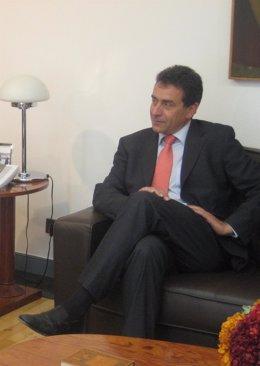 Josep Puxeu, Secretario De Estado De Medio Rural Y Agua