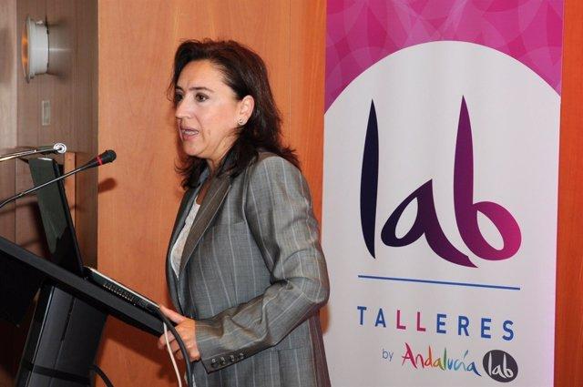 Directora General De Calidad, Innovación Y Prospectiva Turística, Sandra García