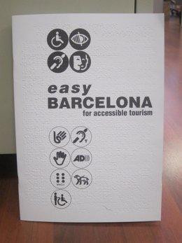 Guía En 'Braille' De Barcelona
